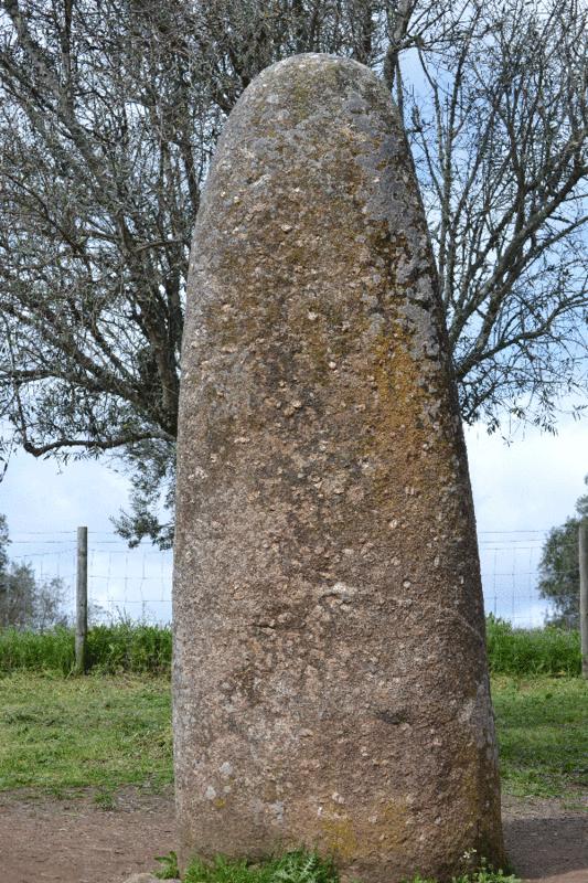 Menhir dos Almendres