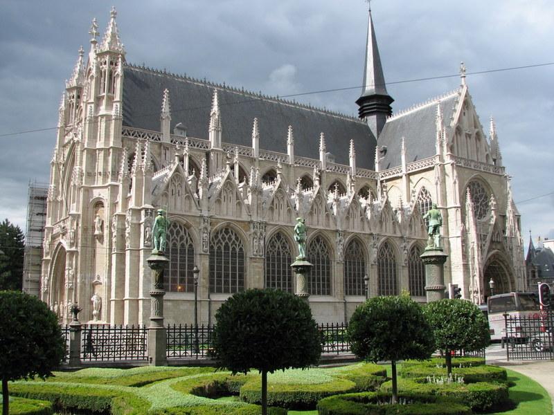 Notre Dame, Brussels