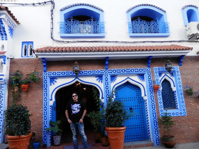 Rèsidence Hôtelière Chez Aziz Chefchaouen