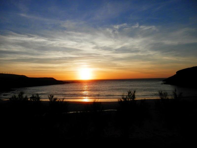 Playa de Beo Galicia