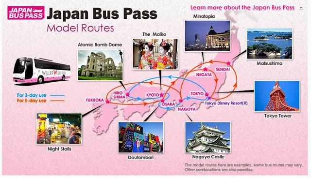 japanbuspass