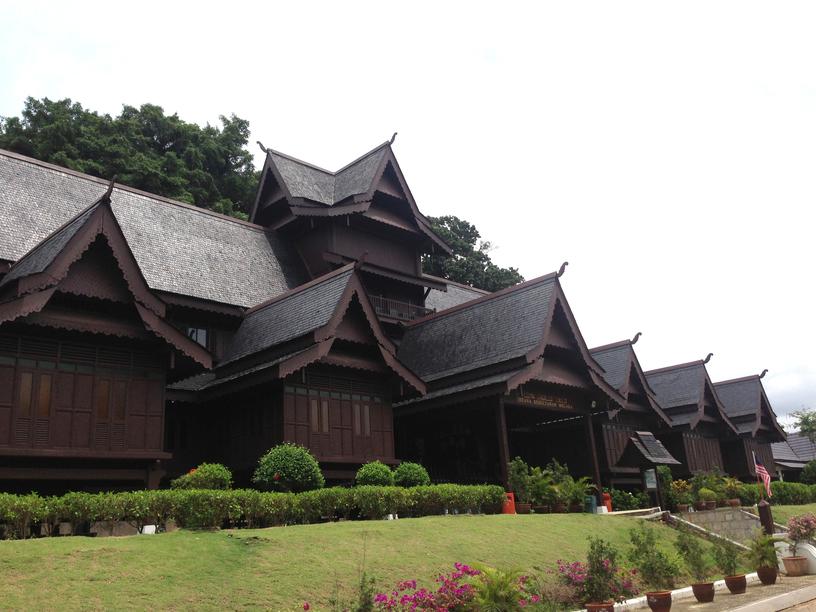 Palacio Sultan Malacca