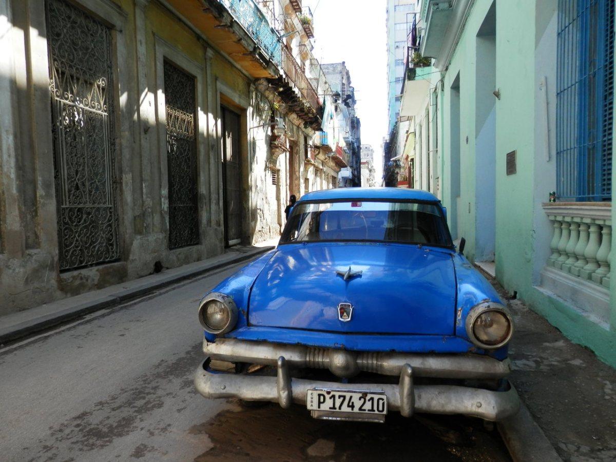 Segundo viaje a Cuba