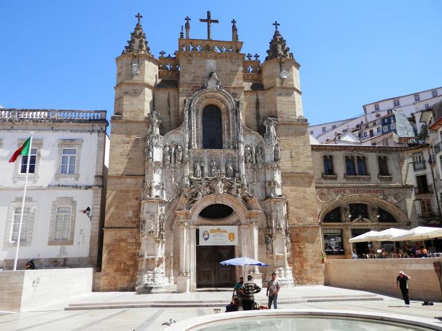 Iglesia de Sao Tiago Coimbra