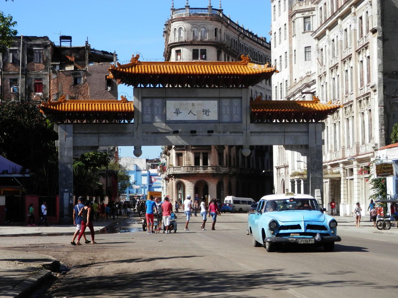 Chinatown La Habana