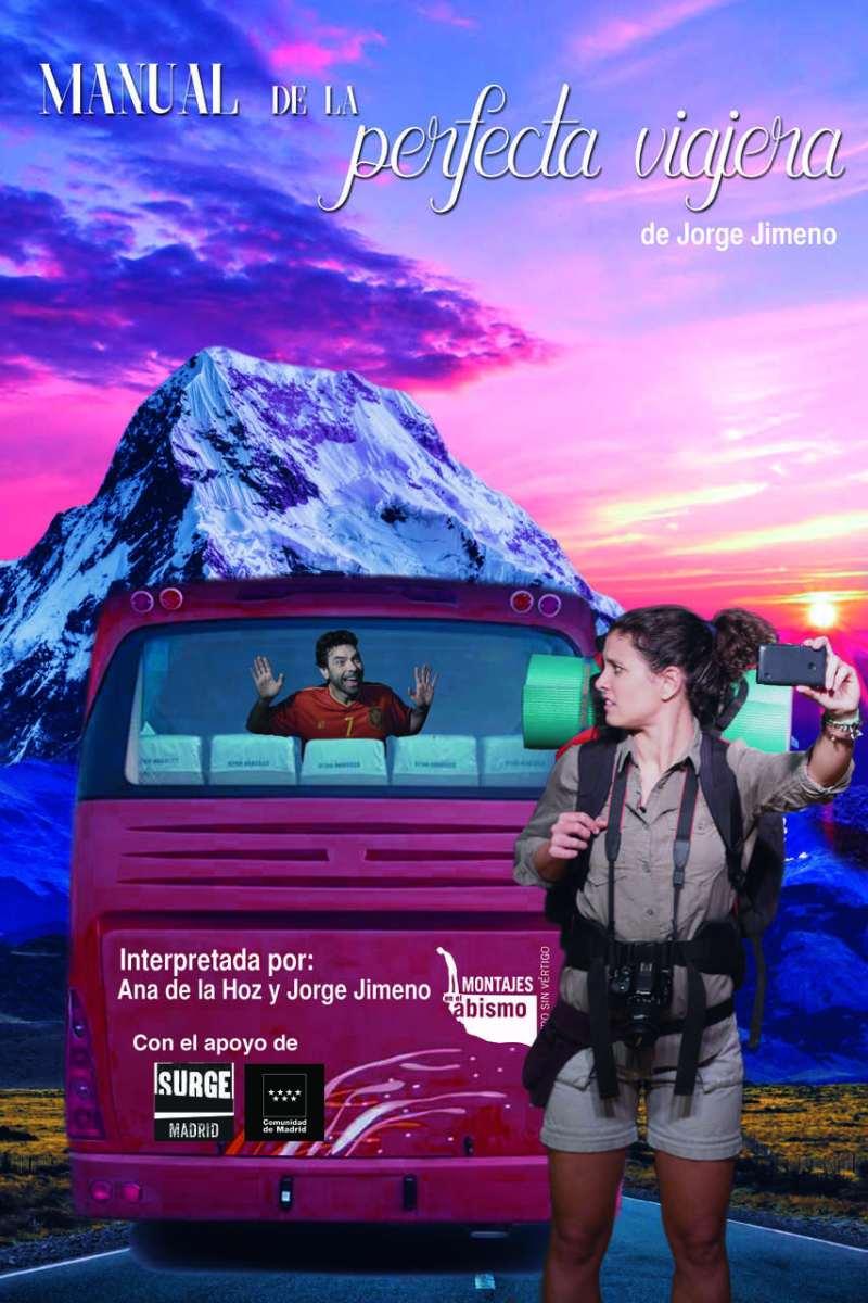 Una obra de teatro para viajeros