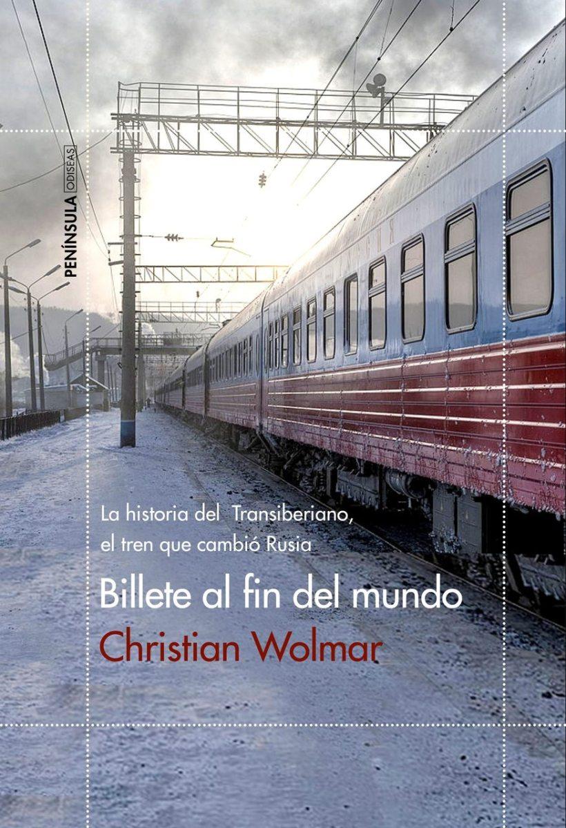 """""""Billete al fin del mundo"""": la historia del tren Transiberiano"""