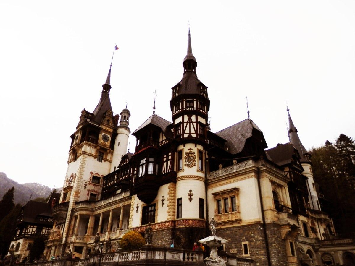 Viaje a Rumania (Primera Parte)