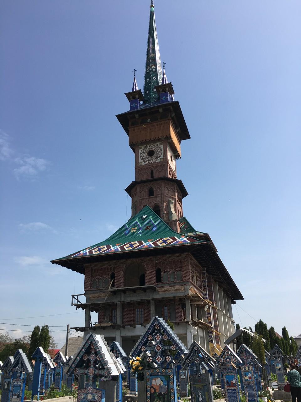Sapanta Rumania