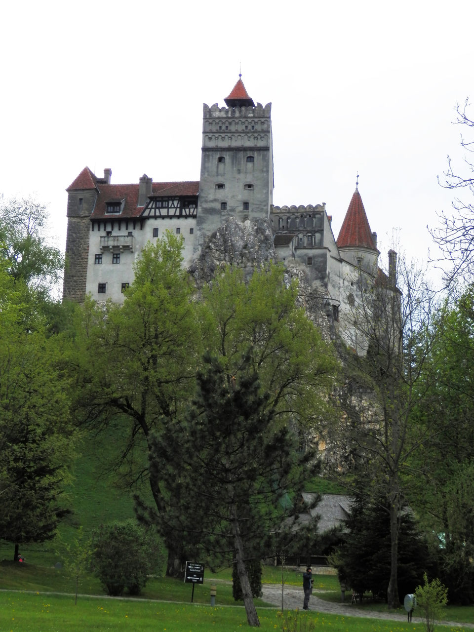 Castillo Bran Transilvania Rumania