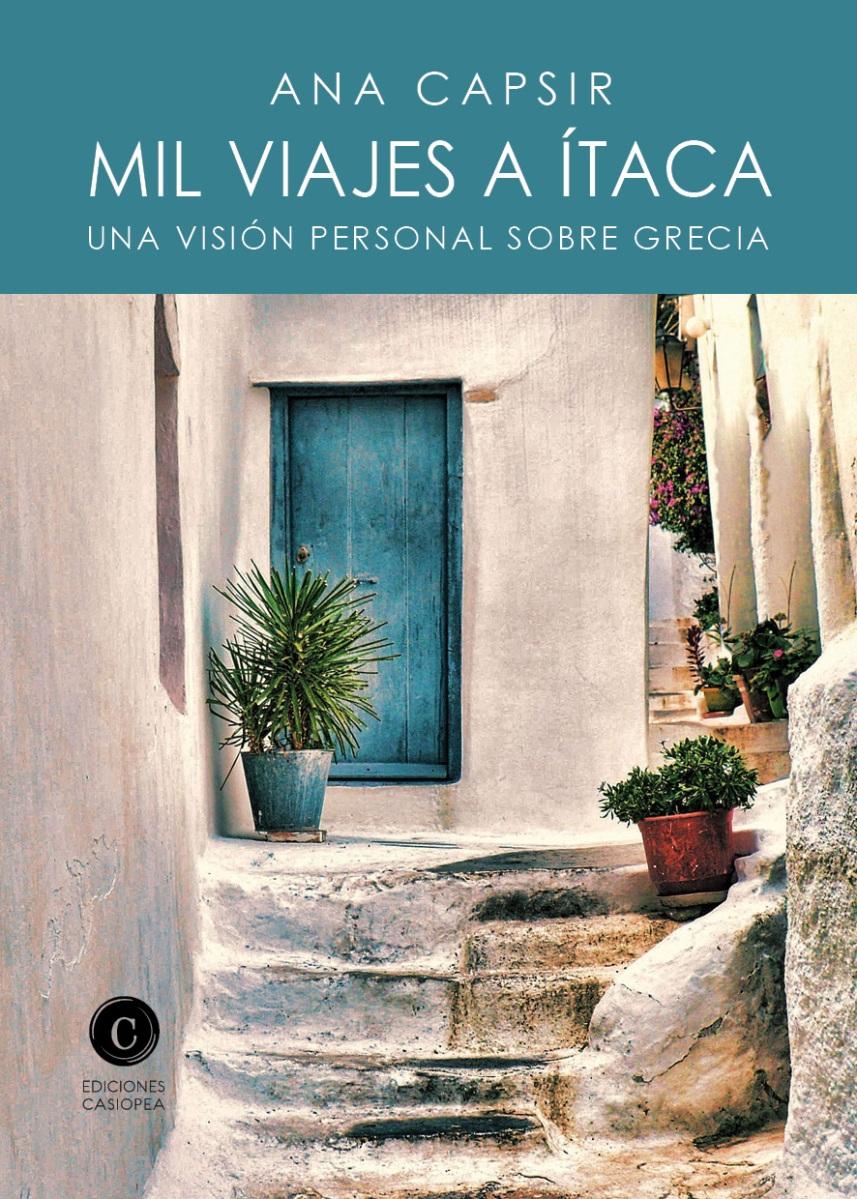 """""""Mil viajes a Ítaca"""":una apasionante aventura por Grecia"""