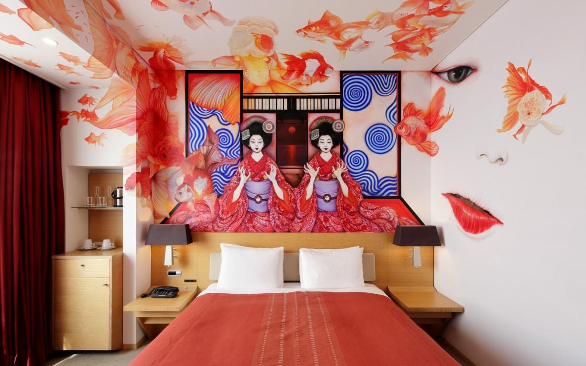 ¿Viajas a Japón? ¡Duerme en un hotel temático!
