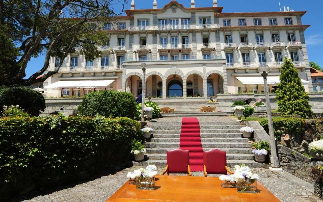Viana do Castelo  Hotel Monte Santa Luzia
