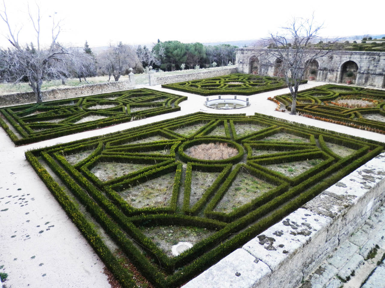 Jardines Monasterio El Escorial