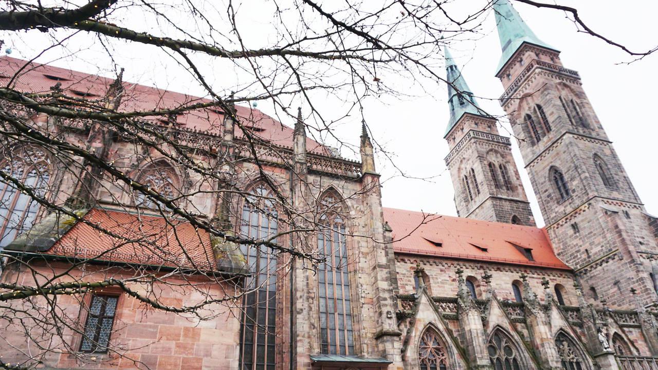 Saint Sebaldus Church Nuremberg