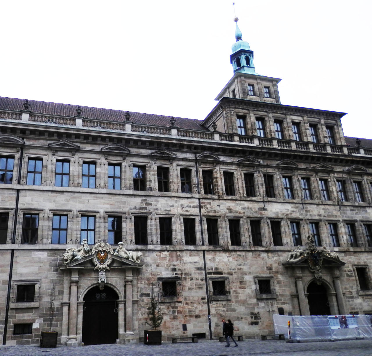 Rathaus Nuremberg