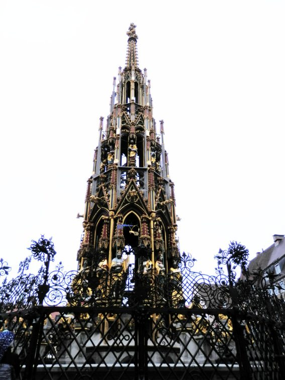 Schöner Brunnen Nuremberg