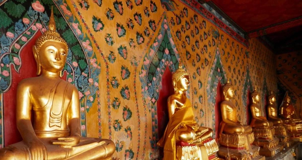 Cuarto viaje a Tailandia - Bangkok: la ciudad que nunca duerme