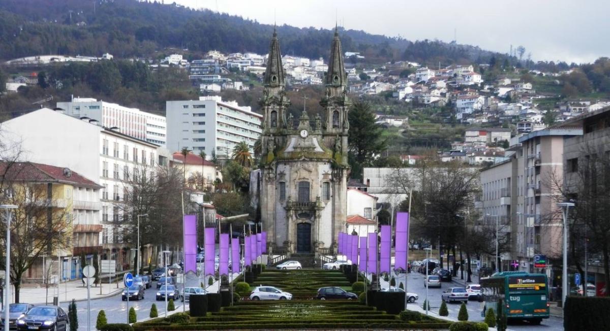 Viaje al norte de Portugal - Braga, Guimarães y Bragança