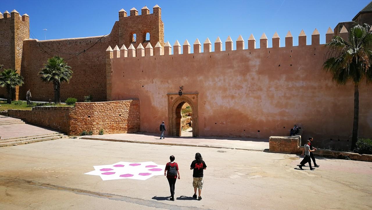 Jardín Andalusies Rabat