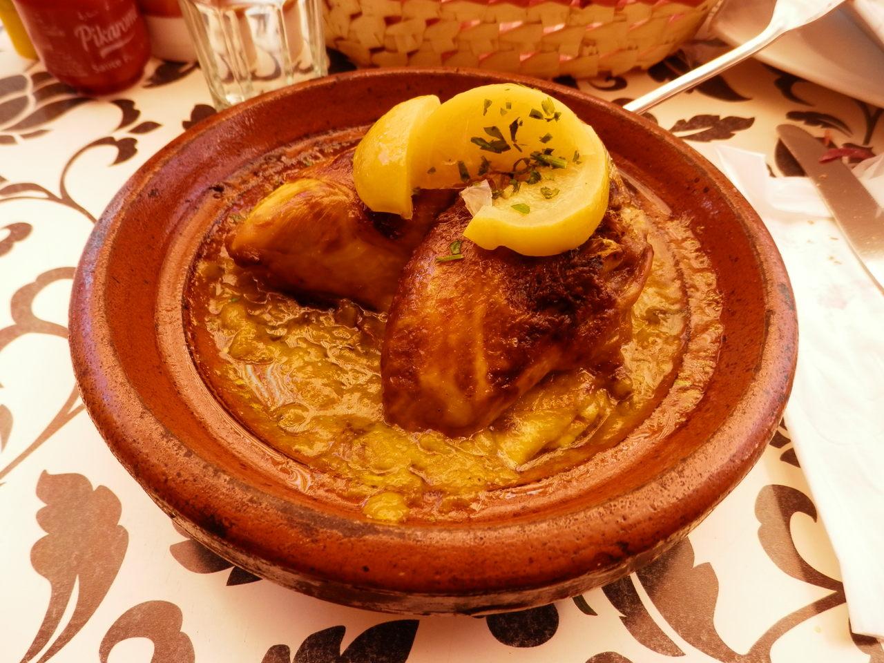 Tajine Marruecos