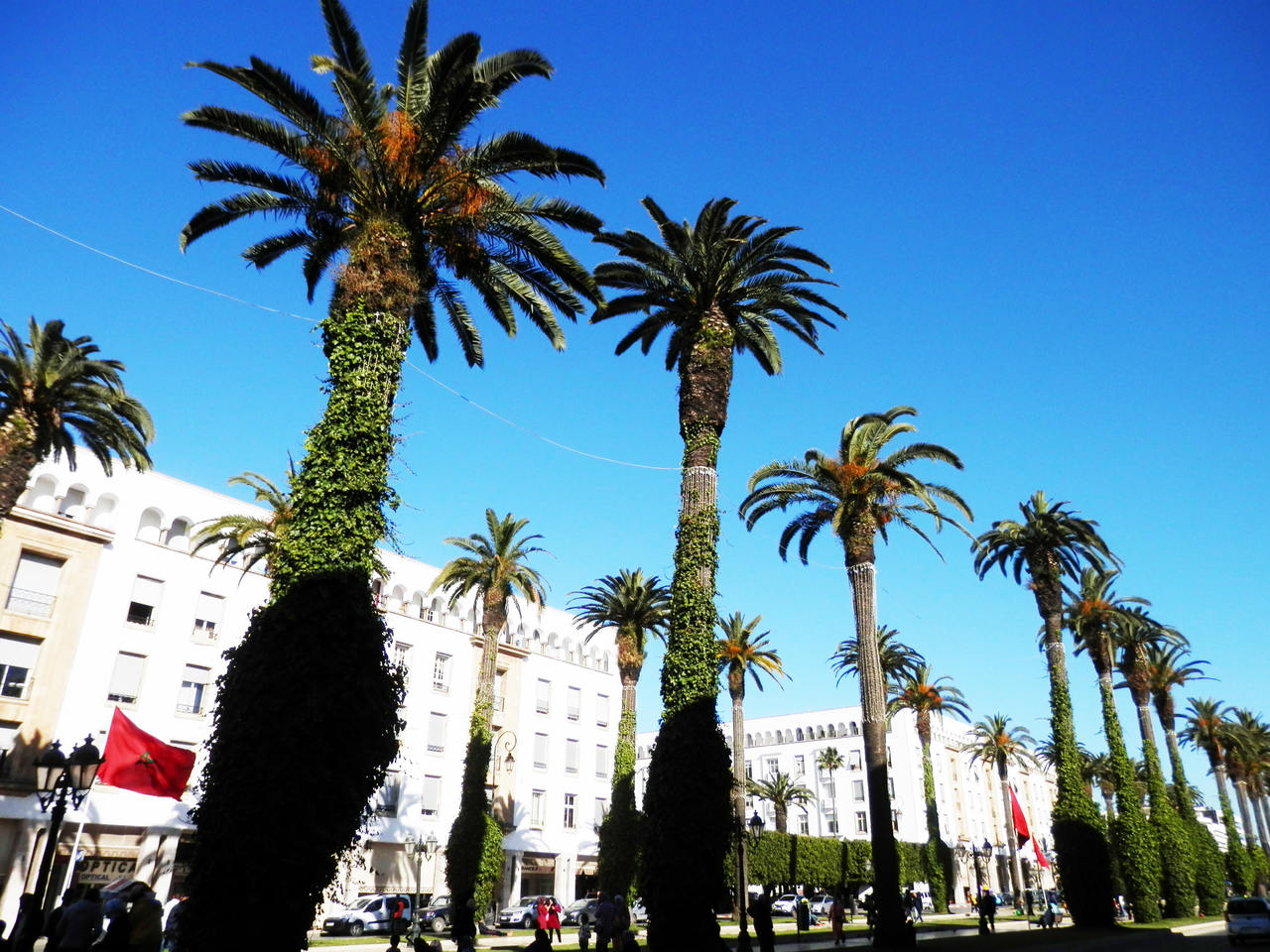 Ville Nouvelle Rabat