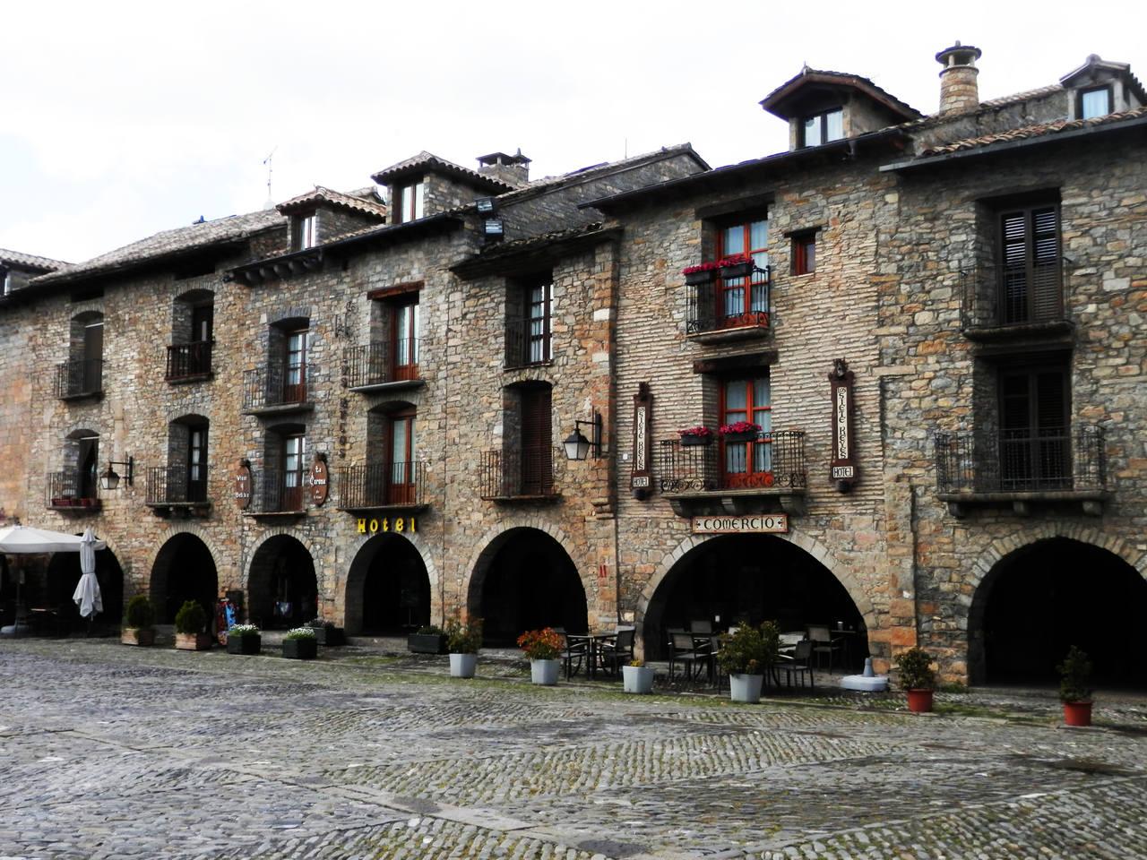 Ainsa Huesca