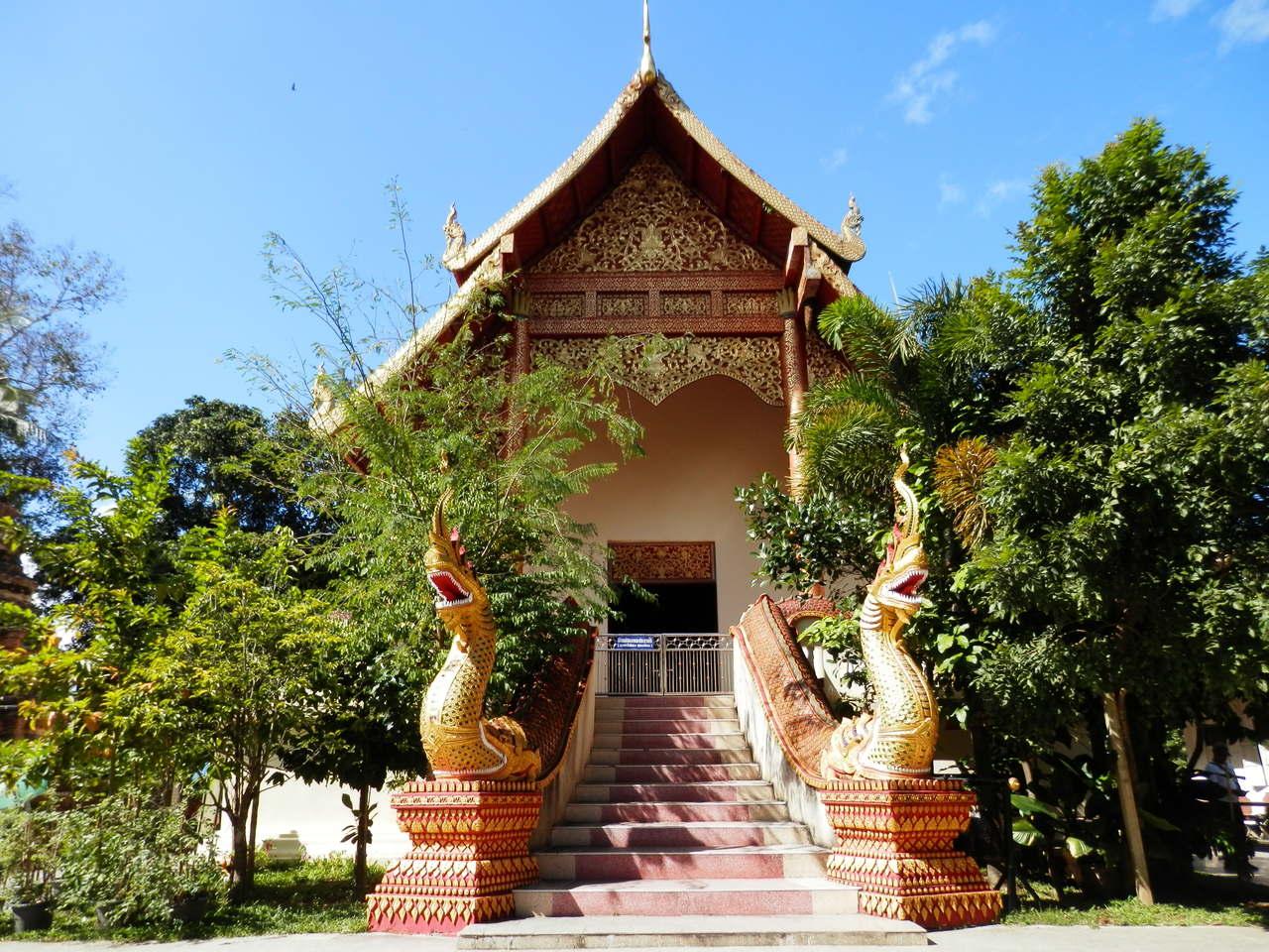 Wat Phra Kaew  Chiang Rai